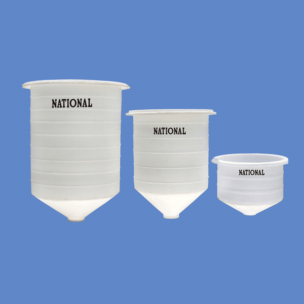 Supplier of conical bottom tank