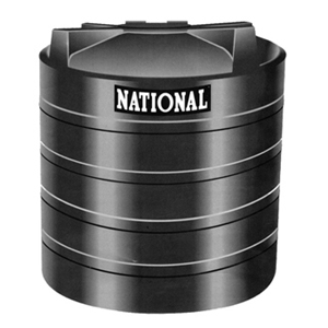 Cylindrical Vertical Tanks With Closed Top