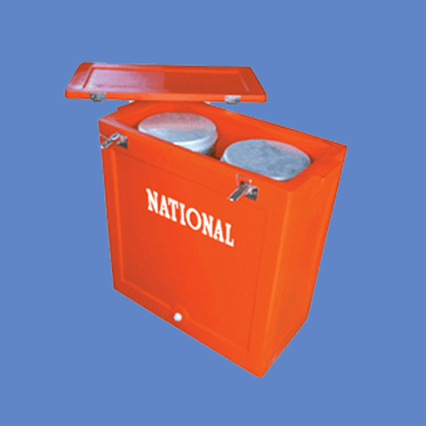 Plastic Insulated Ice Boxes
