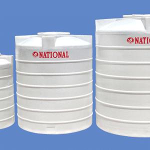 Triple Layer Water Storage Tanks