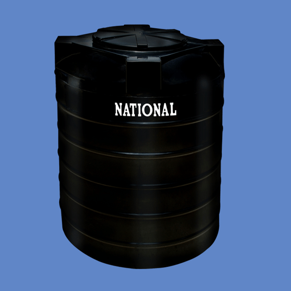 Cylindrical Vertical Tanks With Closed Top Manufacturer