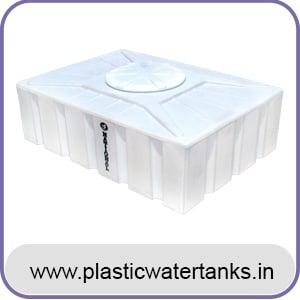 Plastic Square Tanks